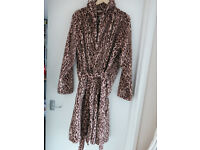 Next Ladies Dressing Gown... so very soft & as new XL