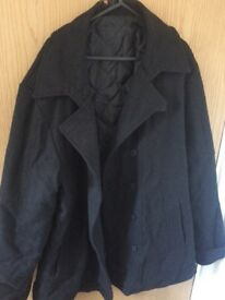Men's Arsenal FC Coat - Size Large