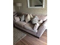 Alexis 3Str Sofa and Love Seat.