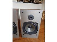 Mordaunt Short MS20 vintage speakers