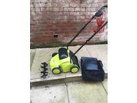 Lawn Rake and Scarifier