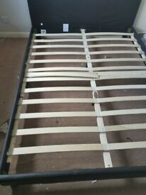 King size 5th Bed frame and Mattress