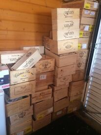 Small to large size of Wine cases with free dilevery within 5miles