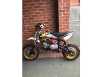 Demon x 140cc pitbike £500 Ono