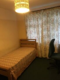 Specious Double Bed Room for the Price of Single Rom