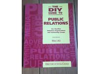 IY Guide to Public Relations Book. Moi Ali. In Excellent Condition
