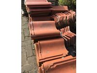 Clay pantiles-roofing
