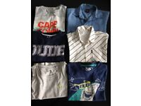 Bundle of cloths for boy 5-6 years old