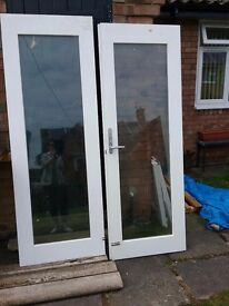 Free double french doors
