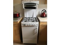 Free standing gas cooker with eye level grill. Excellent condition