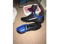 Football boots and gk gloves