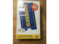 Blockbuster party game new unopened