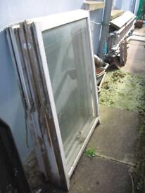 Sash windows - free for collector