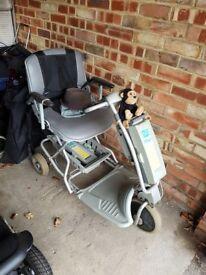 Aqua Soothe Travel Lite Scooter