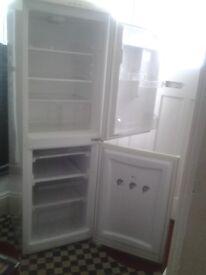 Finlux 50/50 Fridge Freezer white