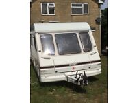 Swift challenger 490 se spares or repair