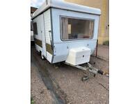 Caravan - folding caravan
