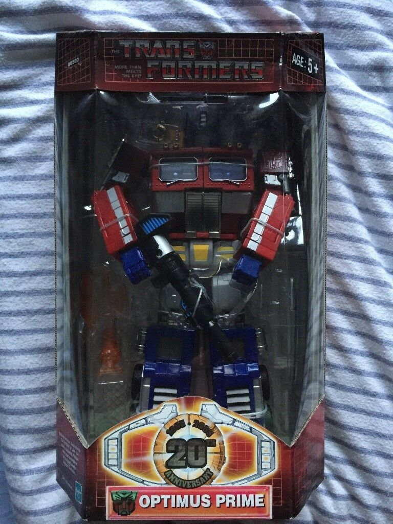 Transformers G1 Masterpiece Collection