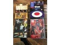 The Who DVDs rare