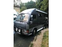 Mitsubishi Canter campervan