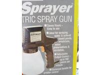 Earlex Electric Spray Gun 45 watt ' Super Sprayer' SG45