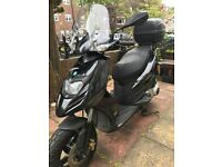 Low Mileage Piaggio TYPHOON 125 MY11 for Sale