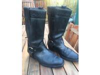 BOOS Boots Man Western Bosi