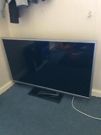 Toshiba 40inch lcd hd 3D smart tv + WiFi adapter + brand new remote