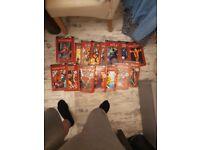 Marvel's HardBack Comic Books