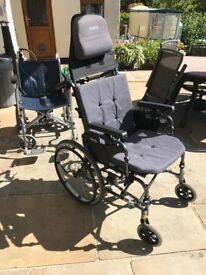 Karma MVP 502 wheelchair - used