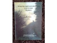 NORTHANTS COUNTRY PARKS BOOK