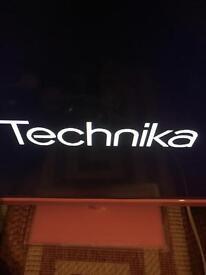 Brand new pink Technika 22 inch HD TV / DVD