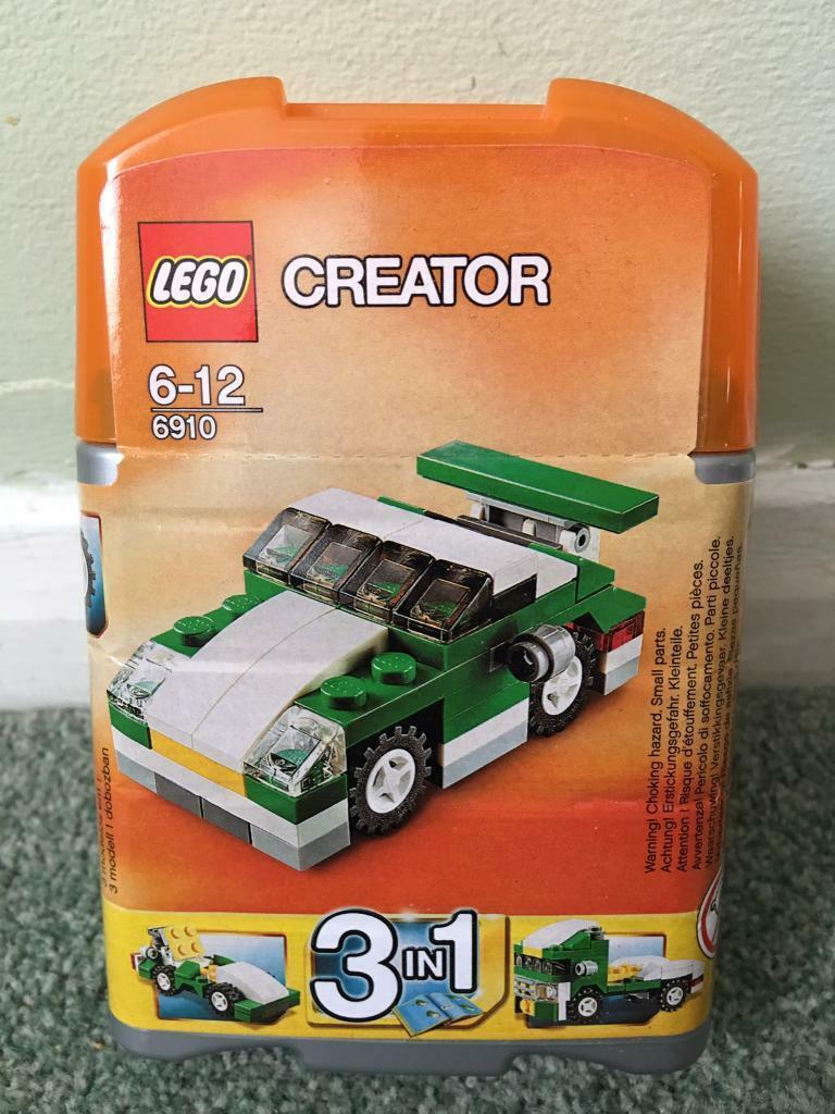 Lego Creator Mini Sports Car 6910 In Sittingbourne Kent Gumtree