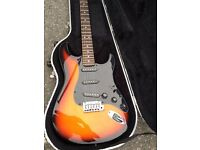 The real 40th anniversary USA Fender Stratocaster American
