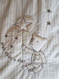Mothercare once upon a time cot bumper