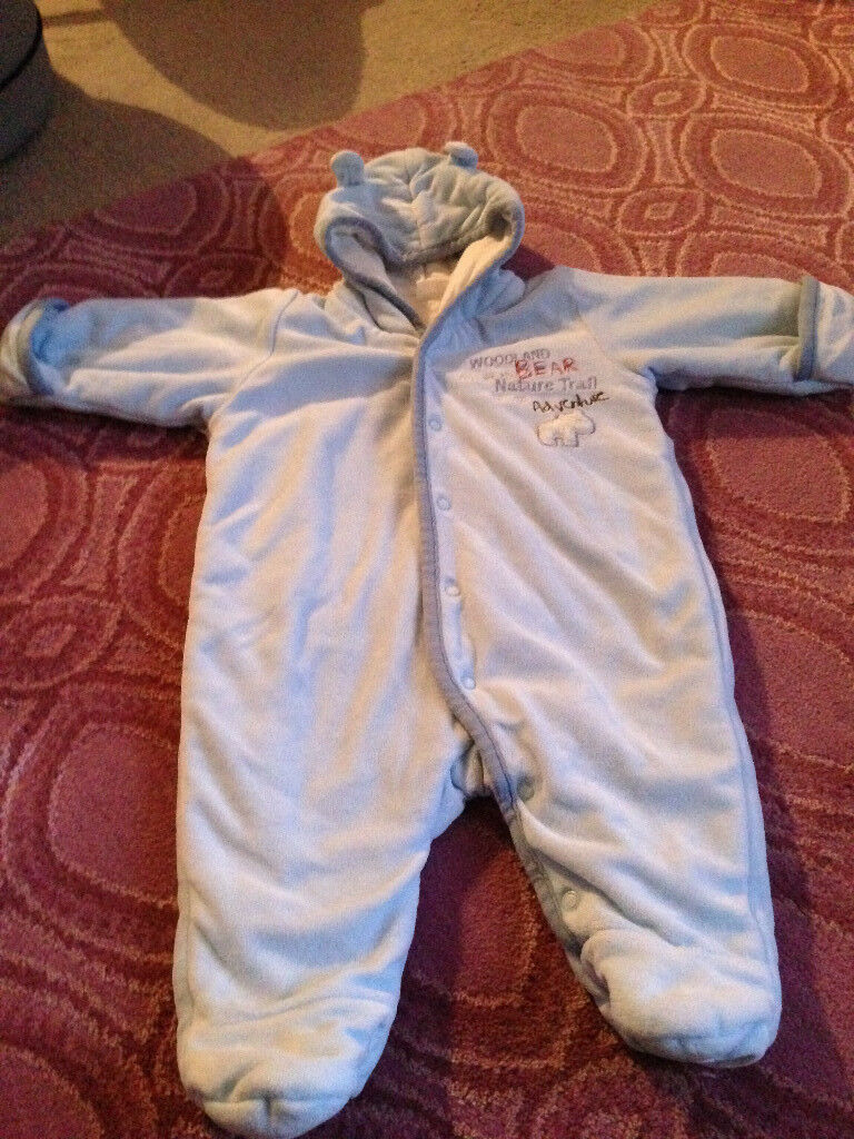 M&S Snowsuit (age 0-3months)