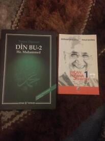 Books in Turkish