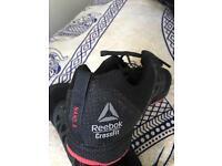 Reebok cross fit size 12 trainers