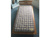 Single Bed & Matress