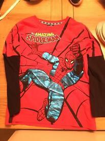 Boys Spider-Man tshirt