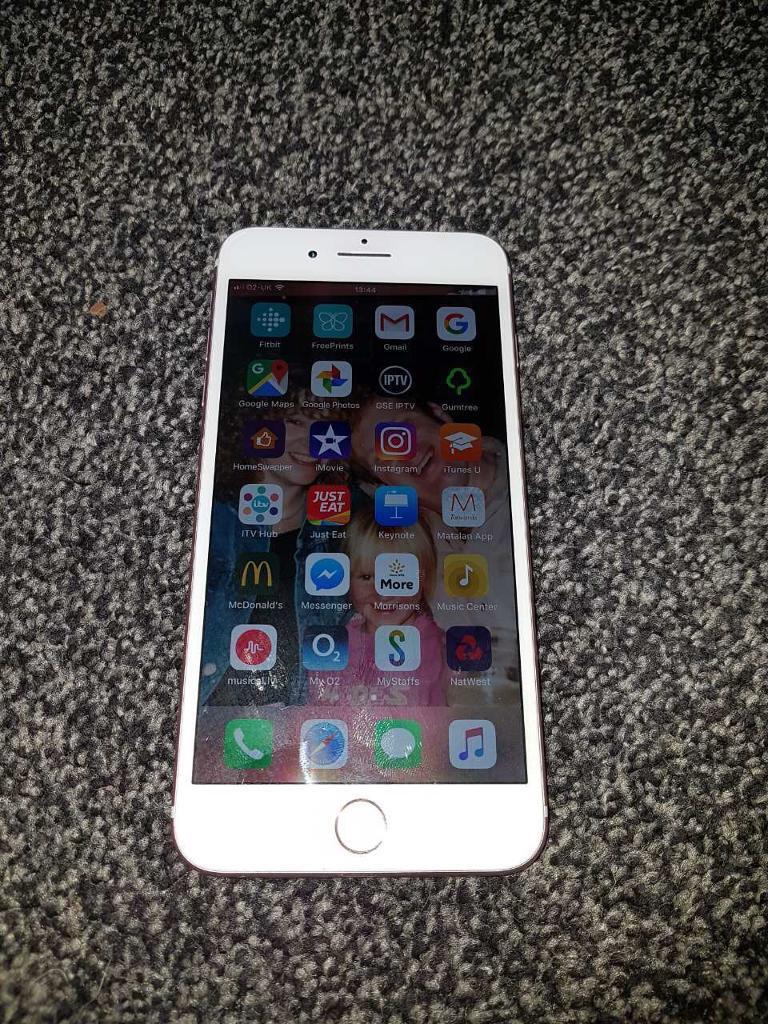 IPhone 7 Plus Rose Gold 32gb