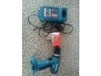 Makita 8281D cordless drill £50