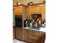 Kitchen cupboard doors solid wood