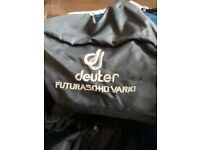 Deuter Futura 50+10 VARIO Rucksack