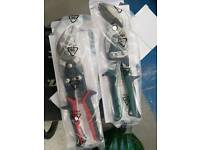 Snap on/blue point metal snips