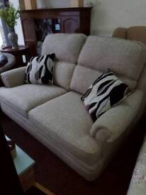 Two seater sofa brand new