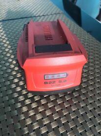 HILTI battery for sale!!
