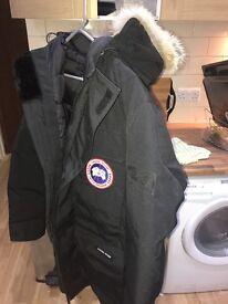 Canada goose citadel parka jacket mens