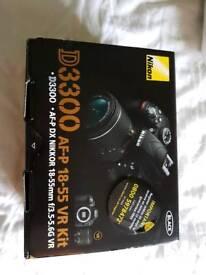 Nikon D3300 Camera