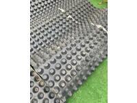 Tanking membrane 11m x 2m 20mm